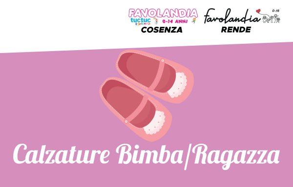 Calzature Bimba/Ragazza