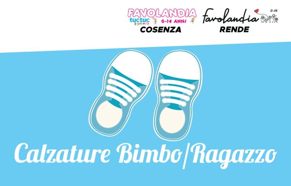Calzature Bimbo/Ragazzo
