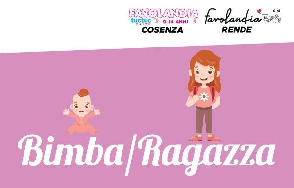 Bimba/Ragazza