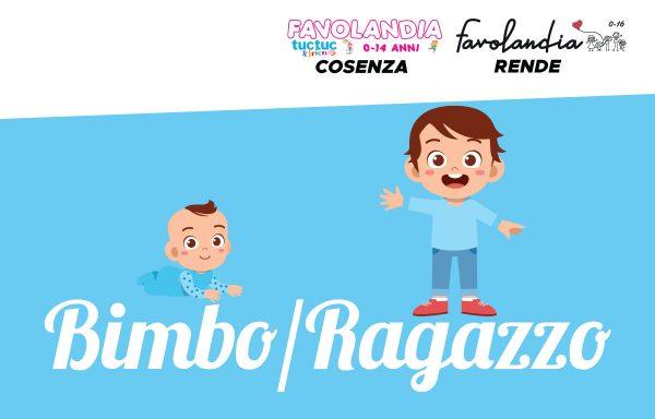 Bimbo/Ragazzo